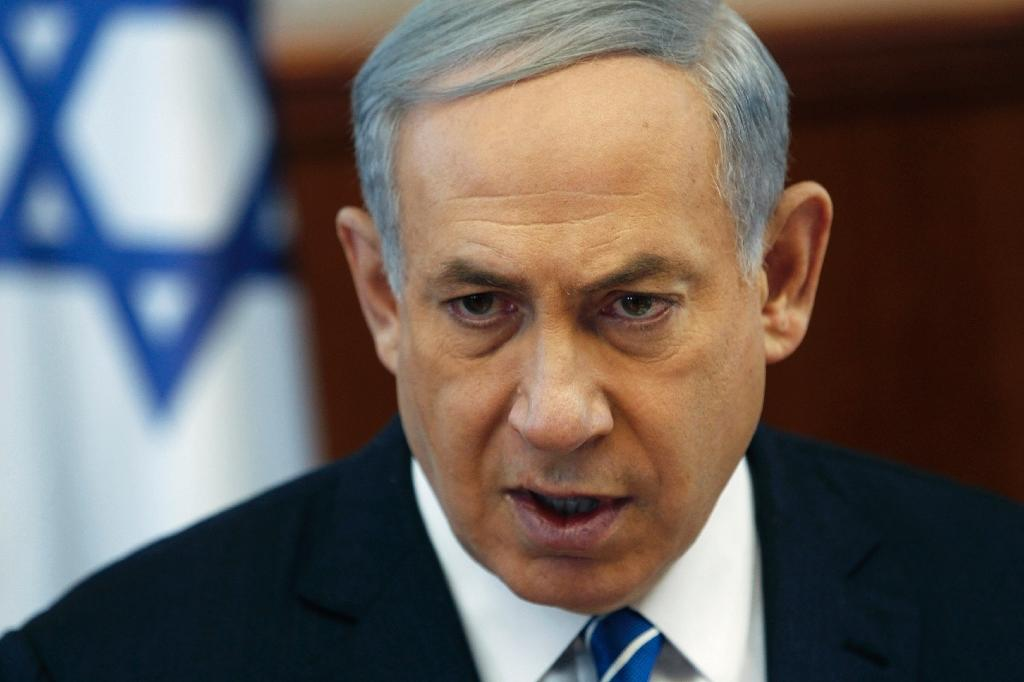 Netanyahu says committed to Palestinian state
