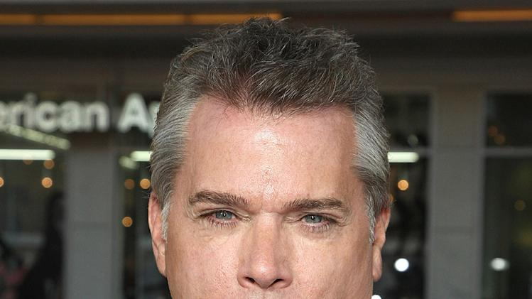 Observe and Report LA premiere 2009 Ray Liotta