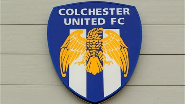Colchester United FC club badge (PA)