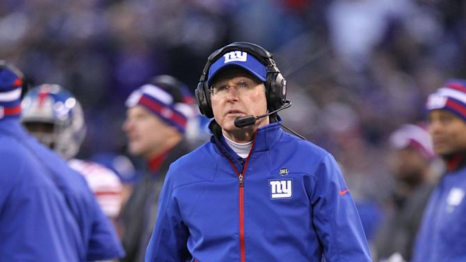NFL: New York Giants at Baltimore Ravens