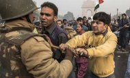 India Rape Protests: Reporter &#39;Shot Dead&#39;