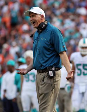Dolphins on verge of playoffs despite scandal