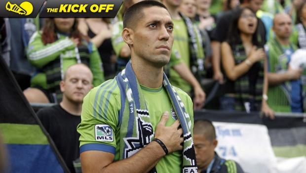 Kick Off: Clint Dempsey set to meet with media for the first time in Monday press conference
