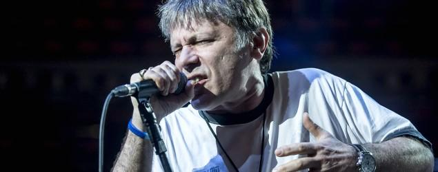 Iron Maiden frontman opens up about cancer fight