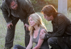 Zak Orth, Elizabeth Mitchell, Billy Burke | Photo Credits: Bill Records/NBC