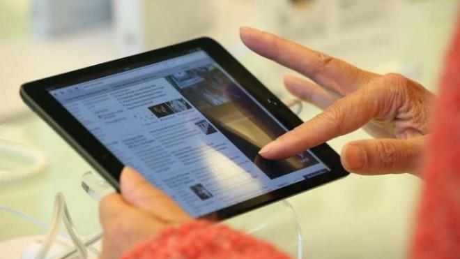 The iPad turned its users from active creators into passive consumers, said one critic. That might just be changing.