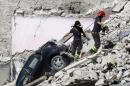 Aftershocks rattle Italian quake zone; toll rises to 241