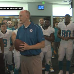 Miami Dolphins head coach Joe Philbin: 'That was 60 minutes of football'