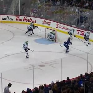 Kari Lehtonen Save on Michael Frolik (01:28/2nd)