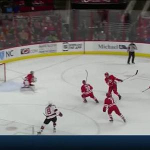 Cam Ward Save on Tuomo Ruutu (06:43/2nd)