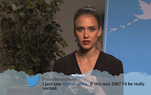 Go Ahead, Be Mean to Jessica Alba
