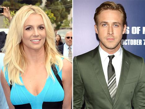 Britney Spears: I Had a Dream About Ryan Gosling, Former Mouseketeer Costar