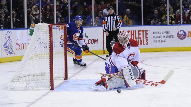 Pacioretty, Price lift Canadiens over Isles 1-0