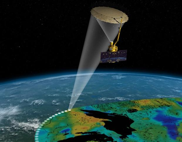 NASA scrubs launch of climate research satellite