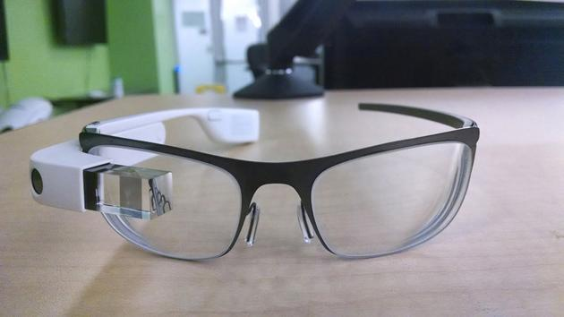 Prescription Google Glass leaks as Explorers upgrade to new version