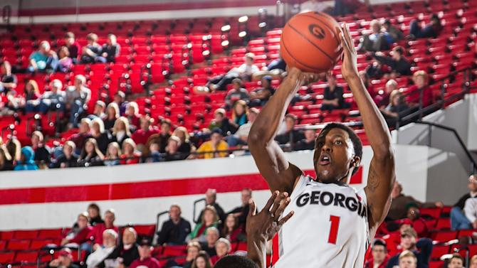 NCAA Basketball: Louisiana State at Georgia