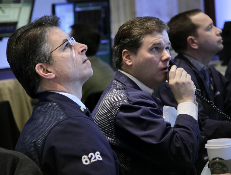 Dow falls 203, but rally has survived other dips