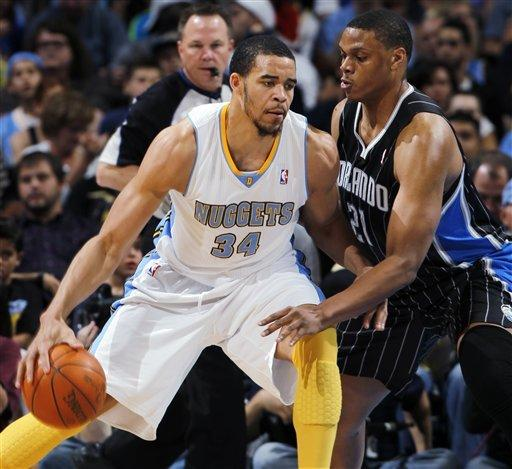 McGee, Gallinari lead Nuggets past Magic