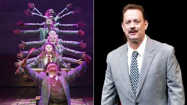 Tony Nominations Snub Hollywood Star Power — Except for Tom Hanks