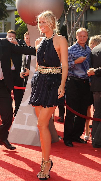 Sharapova Espy 2012