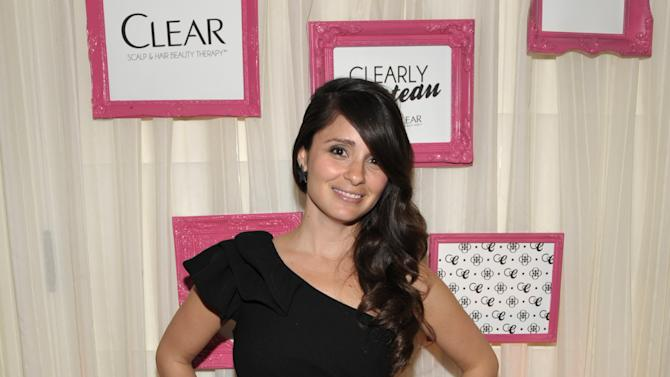 EXCLUSIVE CONTENT - IMAGE DISTRIBUTED FOR SPIN MEDIA - Shiri Appleby attends Clearly Chateau at The Chateau Marmont on Thursday, May 24, 2013, in West Hollywood, Calif. (Photo by John Shearer/Invision for Spin Media/AP Images)