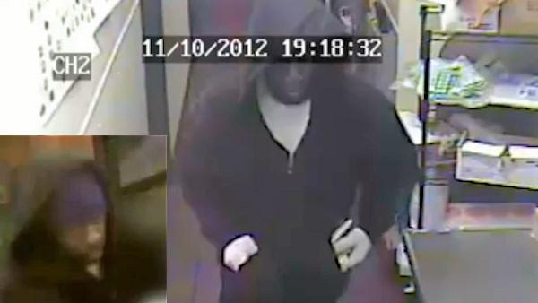Armed robbery of Friendly's caught on camera in Philadelphia