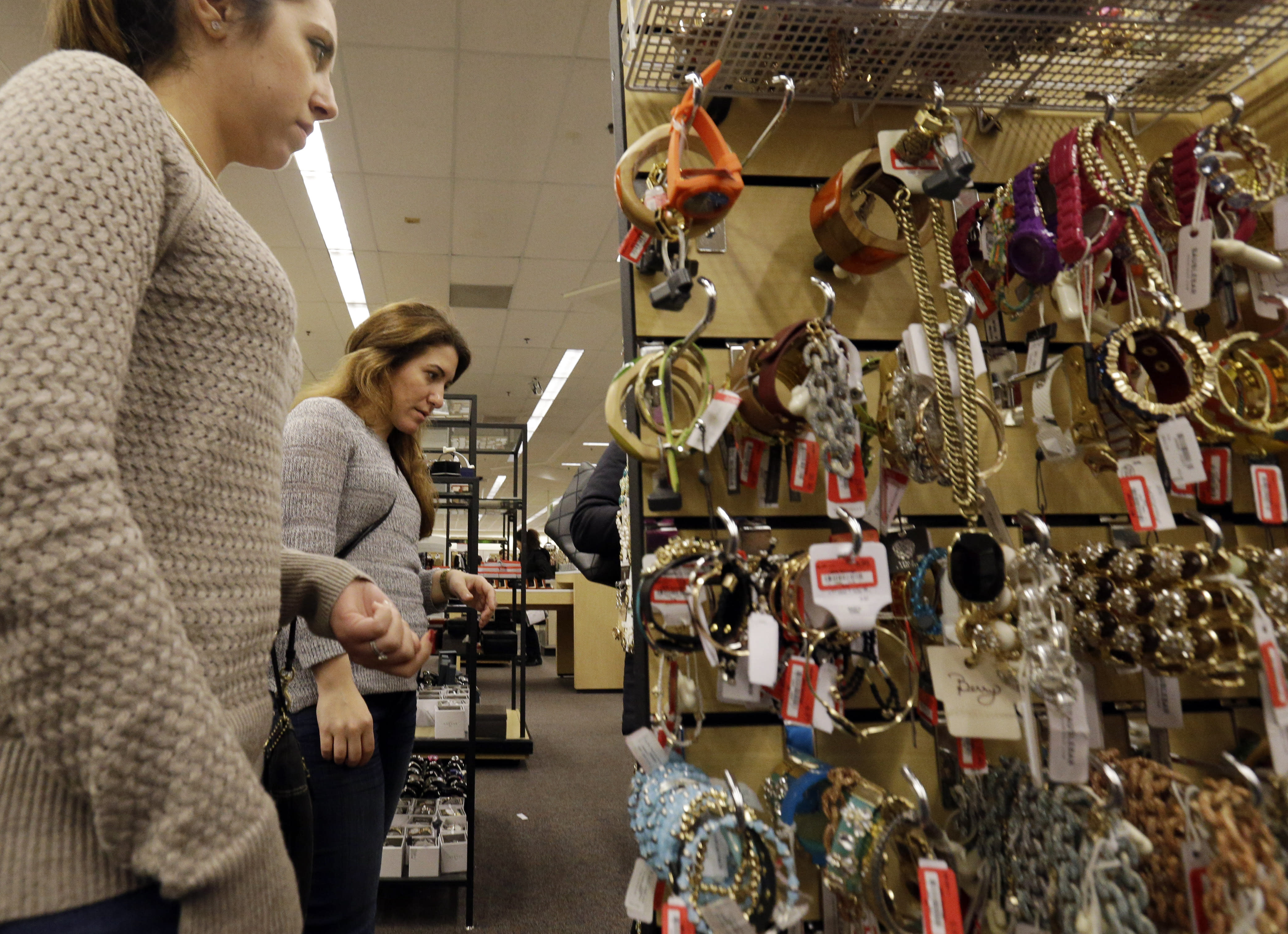 US consumer confidence jumps to 7 ½-year high in January