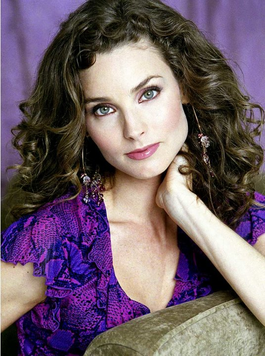 Alicia Minshew stars as Kendall on ABC Daytime's All My Children
