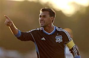 San Jose Earthquakes 1-0 Sporting Kansas City: Wondolowski goal all the Quakes need