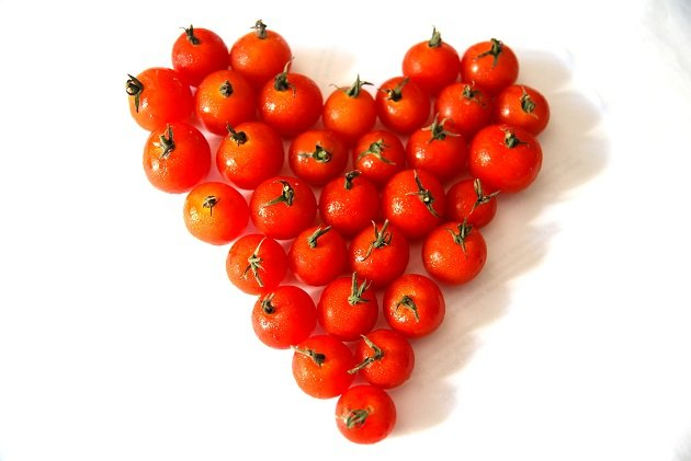 Say Love, With Tomatoes
