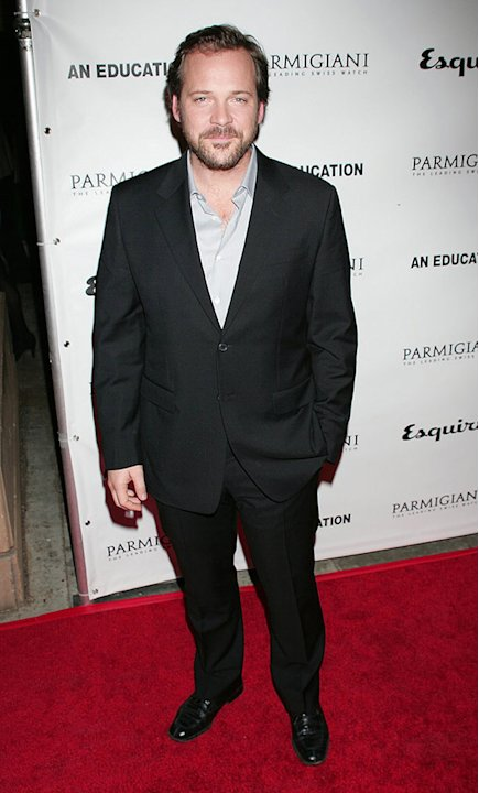 An Education LA Premiere 2009 Peter Sarsgaard