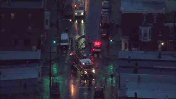Residents return home after Port Richmond gas leak