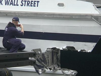 Ferry Strikes NYC Dock; Dozens Injured