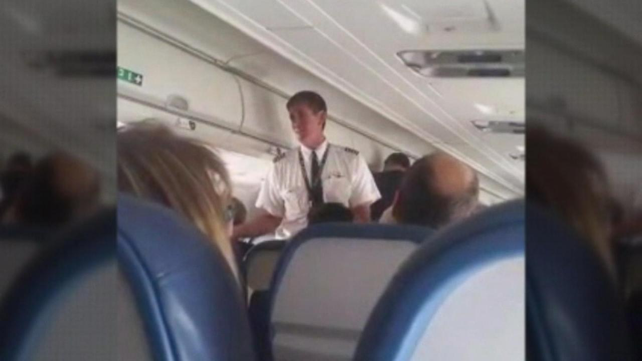 Delta Plane Makes Emergency Landing After Pilot Locked Out of Cockpit