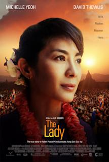 Poster of The Lady