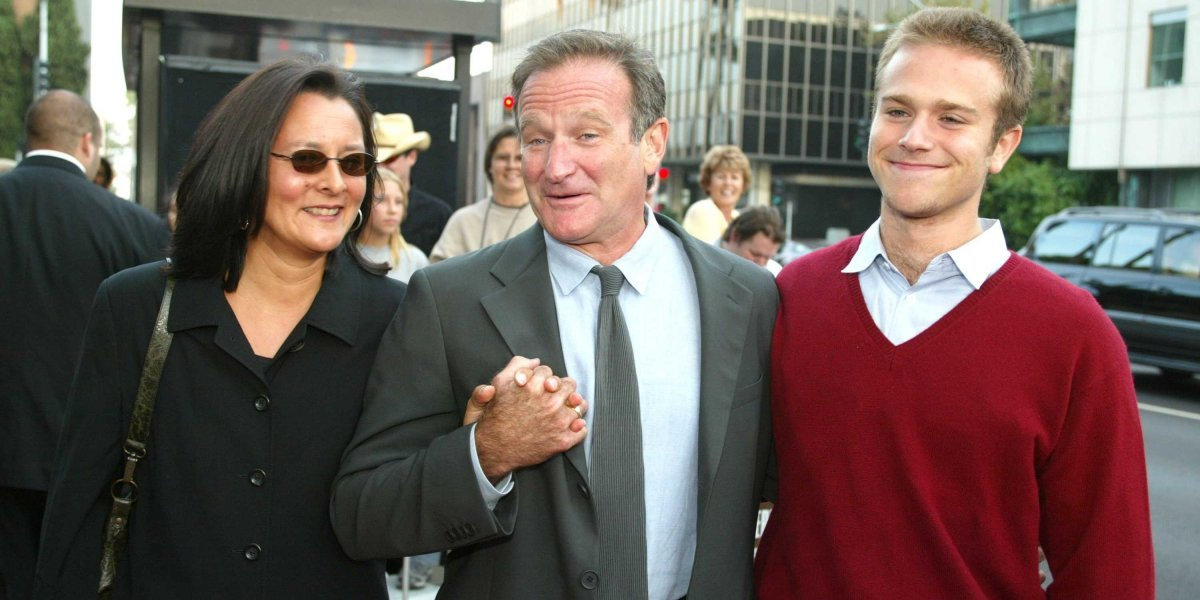 robin williams son zachary zach zak
