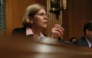 Elizabeth Warren Finally Gets Her Shot to Fight Wall Street, Head-on