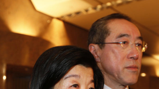 Hong Kong race for top job roiled by scandals