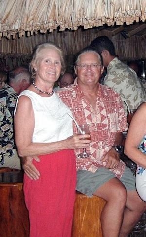 This undated photo provided Tuesday Feb. 22, 2011 by the Del Rey Yacht Club, shows Scott and Jean Adam of Marina del Rey, Calif., who were killed by pirates Tuesday after being taken hostage several hundred miles south of Oman. (AP Photo/Del Rey Yacht Club)