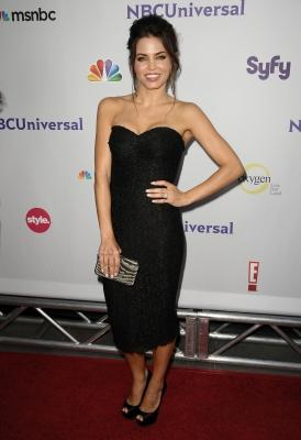 Jenna Dewan attends NBC's 2011 TCA summer press tour at The Bazaar at the SLS Hotel in Los Angeles on August 1, 2011  -- Getty Images