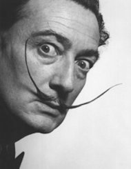 4 Content Marketing Tips From Salvador Dali image dali 233x300