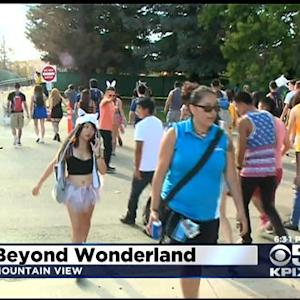 A Quieter Beyond Wonderland Techno Music Festival Opens In Mountain View