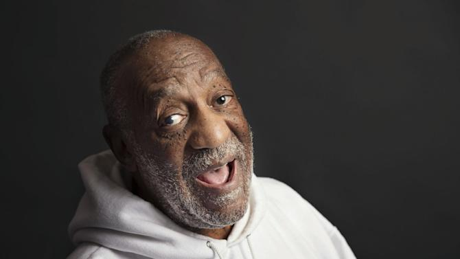 FILE - This Nov. 18, 2013 photo shows actor-comedian Bill Cosby in New York. NBC is confirming that Cosby is developing a possible new sitcom he would star in. The deal brings the 76-year-old entertainer together with a writing staff to create a script for a comedy that casts Cosby as the patriarch of a multigenerational family. (Photo by Victoria Will/Invision/AP, File)