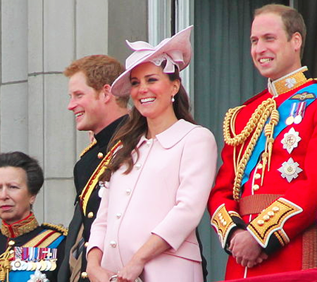 Princess Kate and Prince William's Royal Style