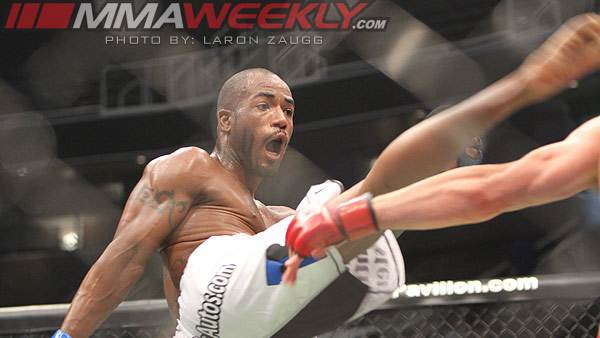 Bobby Green and Jorge Masvidal Square Off at UFC 178 After Quick Turn from Victories