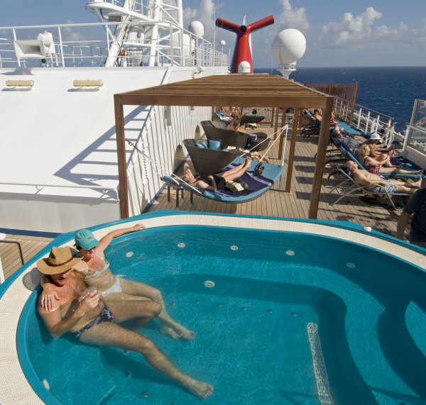 adult cruises activities