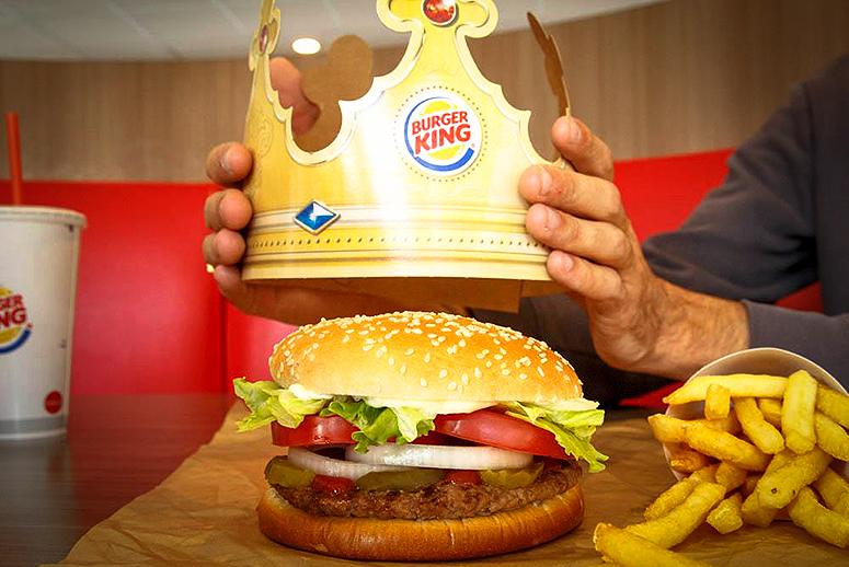 McWho? Burger King Is Making Peace Meat With Other Fast-Food Chains