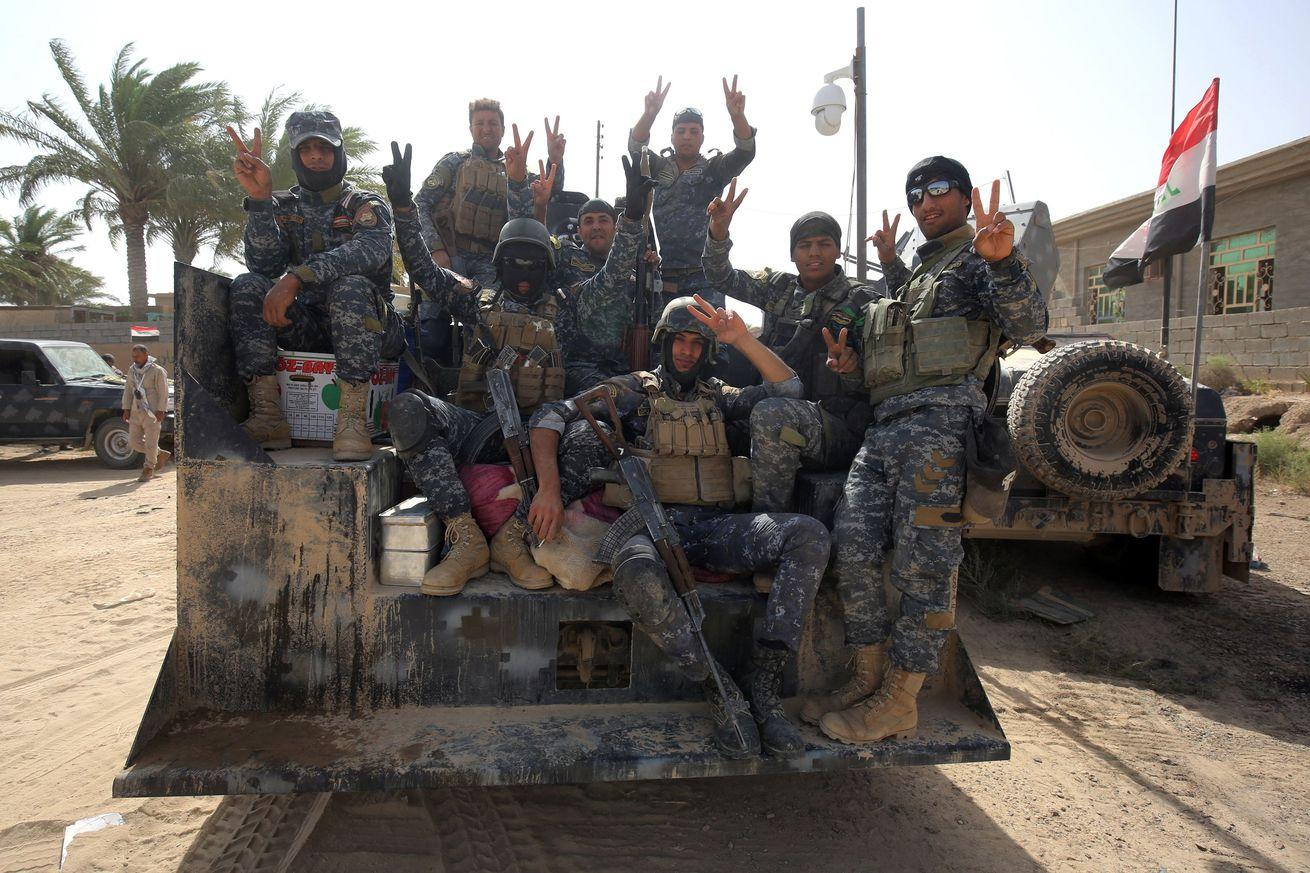 The latest battle in Fallujah is a symbol of the futility of US efforts in Iraq