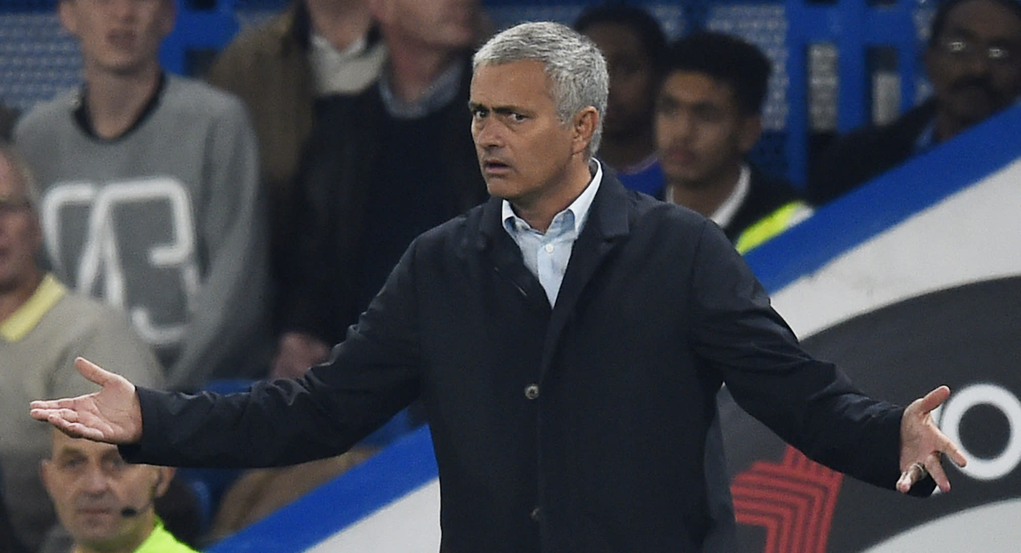 As Chelsea flounders, Jose Mourinho is running out of people to blame