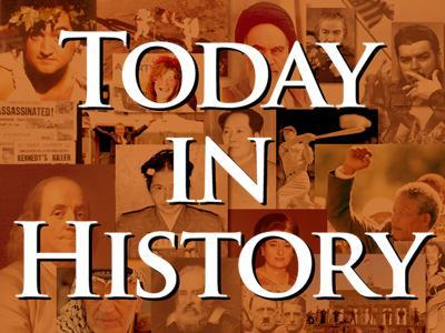 Today in History, January 22nd